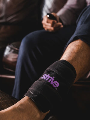Hot & Cold Compression Ankle Wrap