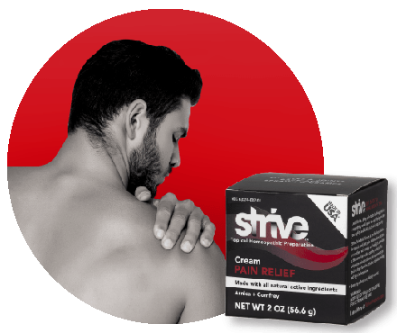 Strive Pain Relief Cream