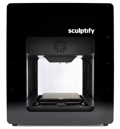 Sculptify David 3D Printer - Front View