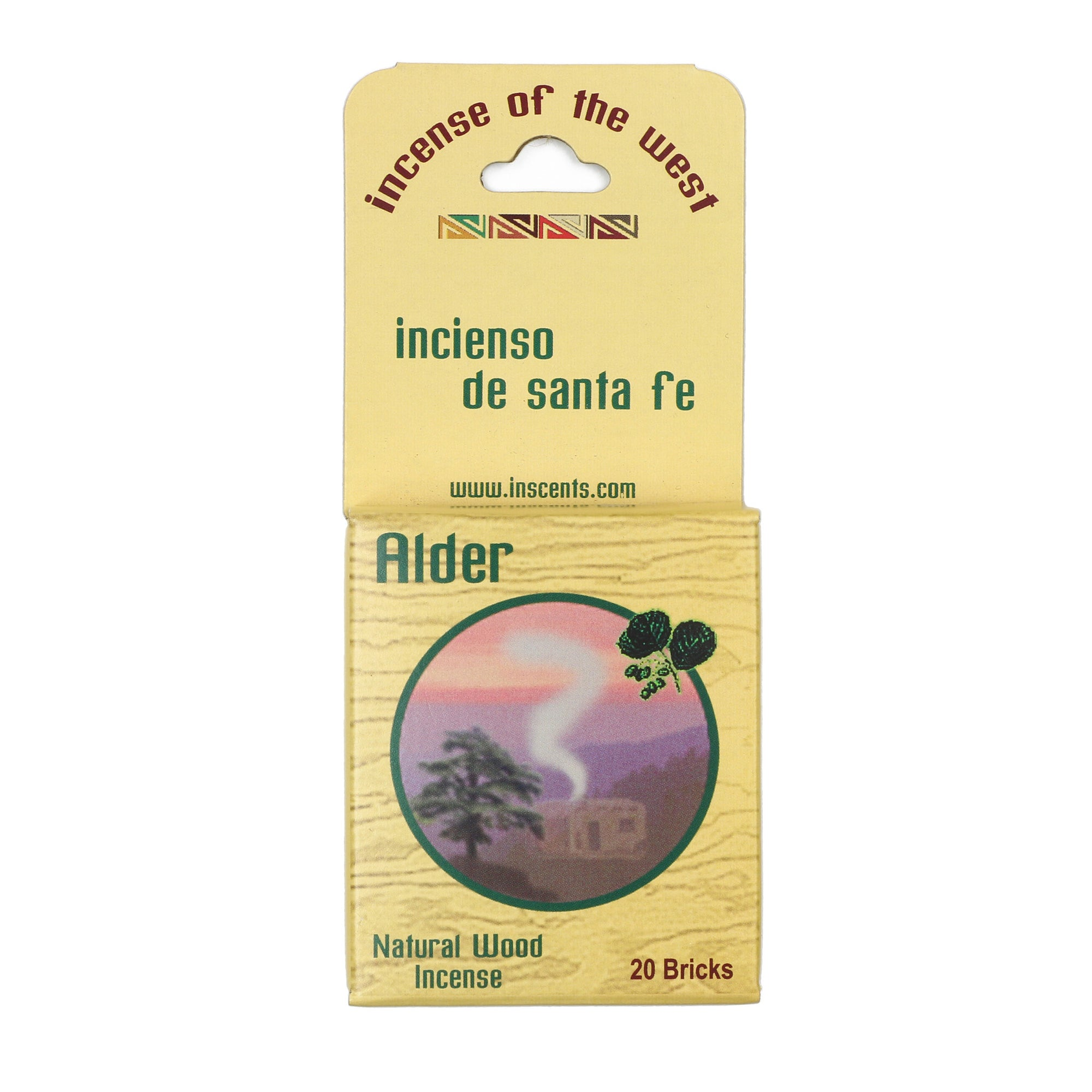 Alder Incense Incense - Alternative Intelligence - aiapparel