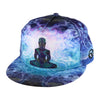 Digital Buddha Snapback Headwear - Alternative Intelligence - aiapparel