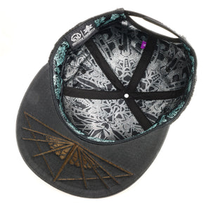 Headtron Snapback Headwear - Alternative Intelligence - aiapparel