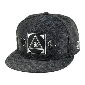 Illuminated Snapback Headwear - Alternative Intelligence - aiapparel