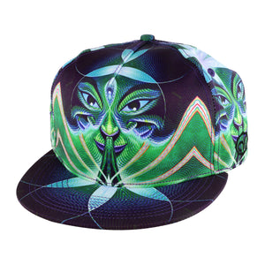 Trinity Snapback Headwear - Alternative Intelligence - aiapparel