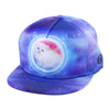 Space Kitten Fitted Hat By Alternative Intelligence