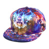 Solar Alignment Snapback Hat by Alternative Intelligence and Justin Totemical
