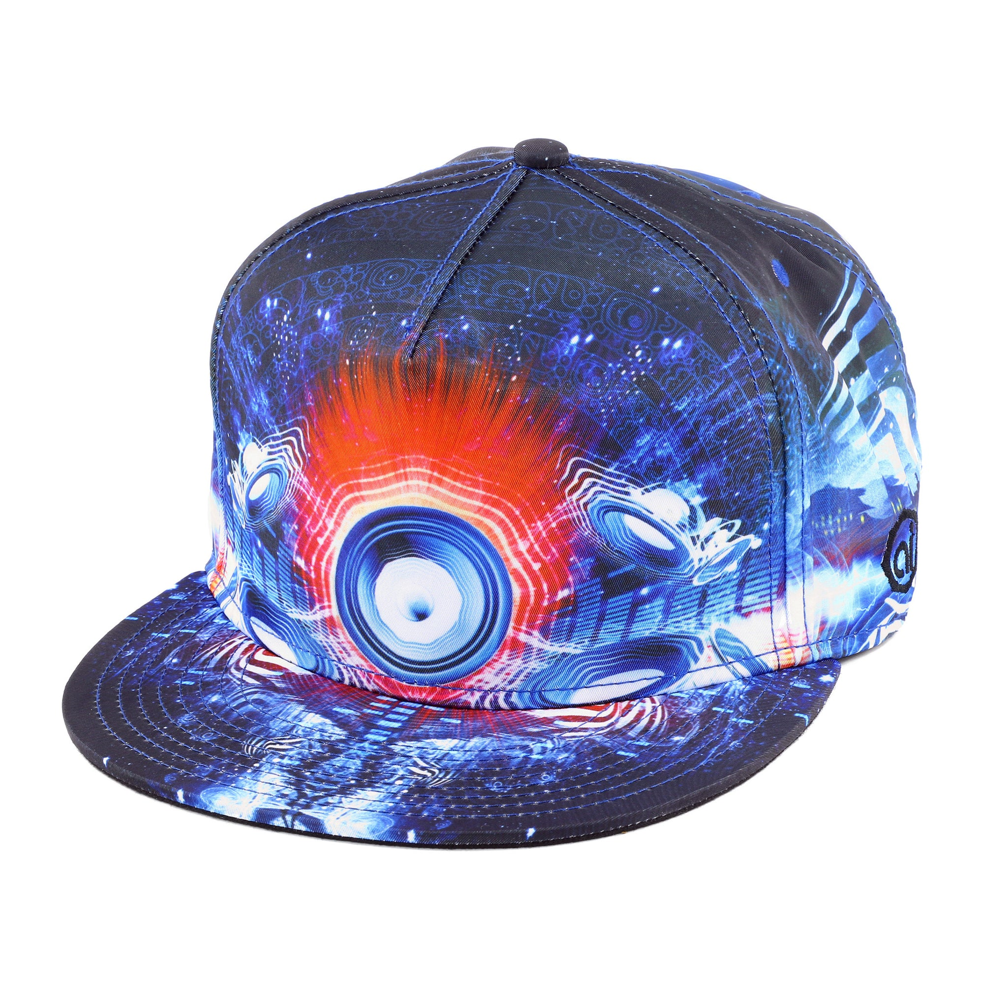 Trill Frequency Fitted Headwear - Alternative Intelligence - aiapparel