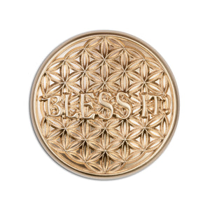 Bless It! Lapel Pin - Alternative Intelligence - aiapparel