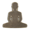 Digital Buddha 1.0 Lapel Pin - ALTERNATIVE INTELLIGENCE