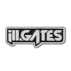 ill.Gates Lapel Pin - Alternative Intelligence - aiapparel
