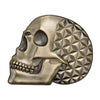 Asanoha Skull Lapel Pin - ALTERNATIVE INTELLIGENCE