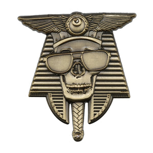 Long Time Fan Lapel Pin - Alternative Intelligence - aiapparel