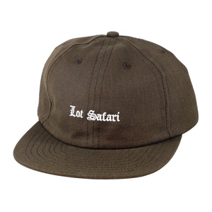 Lot Safari Strapback Headwear - Alternative Intelligence - aiapparel
