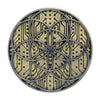 Seed of Life Spinner Lapel Pin - Alternative Intelligence - aiapparel