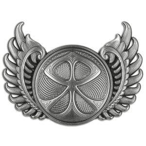 Winged Random Rab Lapel Pin - Alternative Intelligence - aiapparel