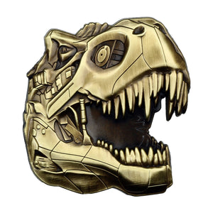 Excision T Rex Lapel Pin - Alternative Intelligence - aiapparel