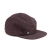 Seamless Ruby 5-Panel Headwear - Alternative Intelligence - aiapparel