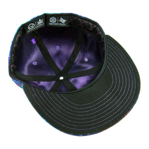Huachuma Fitted Headwear - Alternative Intelligence - aiapparel