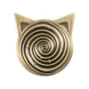 K-Hole Lapel Pin - Alternative Intelligence - aiapparel