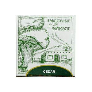 Cedar Incense Incense - Alternative Intelligence - aiapparel