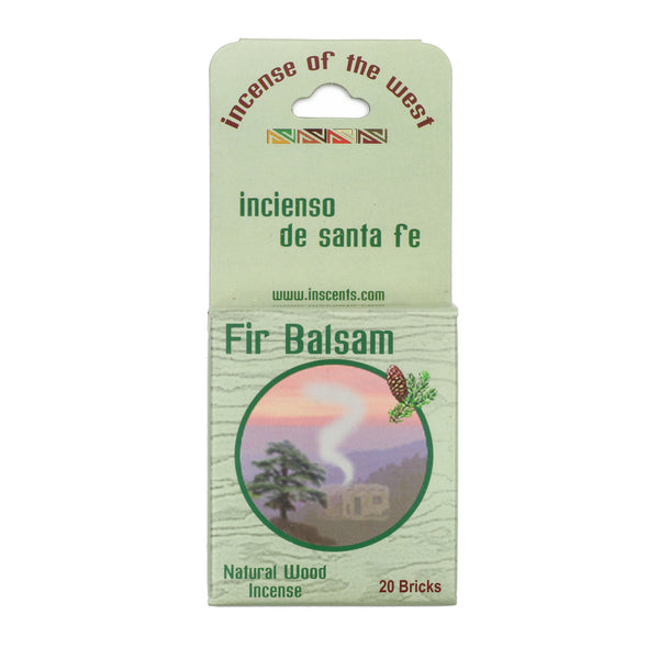 Fir Balsam Incense Incense - Alternative Intelligence - aiapparel