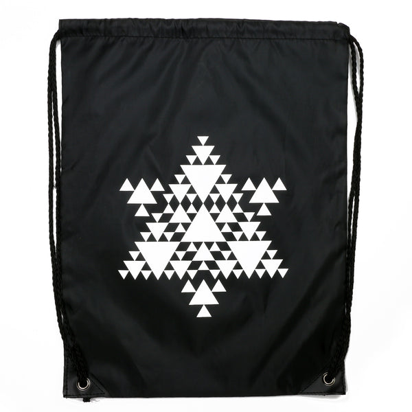 Infinite Possibilities Drawstring Bag Bag - Alternative Intelligence - aiapparel
