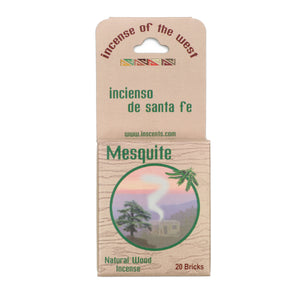 Mesquite Incense Incense - Alternative Intelligence - aiapparel