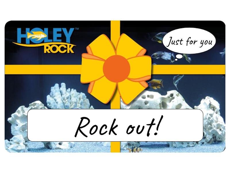 Holey Rock Gift Card