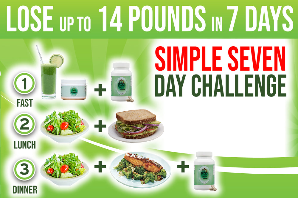 Simple 7 Day Challenge Basic Program