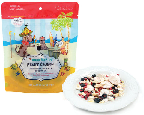 CocoTherapy Fruit Crunch