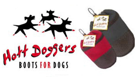 Muttlucks Hott Doggers Boots