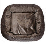 Puppy Angel LOVE Luxury Quilted Cushion (PA-BD096)