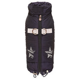 Puppy Angel Star Real Memory Padding Vest (Back Zipper, Regular, D Ring) (OW315)