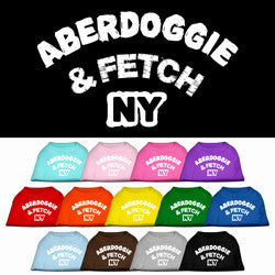Aberdoggie & Fetch NY Tank Top