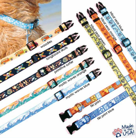 Beach Time Collars