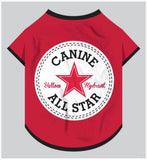 Made in Canada Dog Tank Tops - S