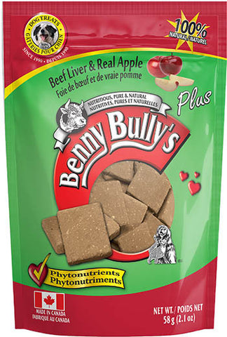 Benny Bully's® Beef Liver Plus™