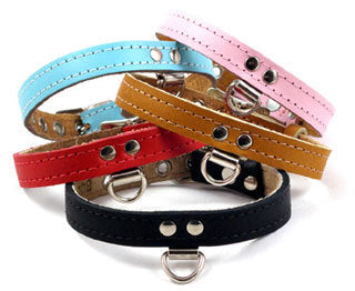 Buddy Belt ELITE Leather ID Collars