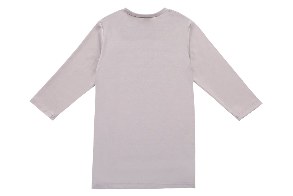 Teens' Basic Tshirt in Beige