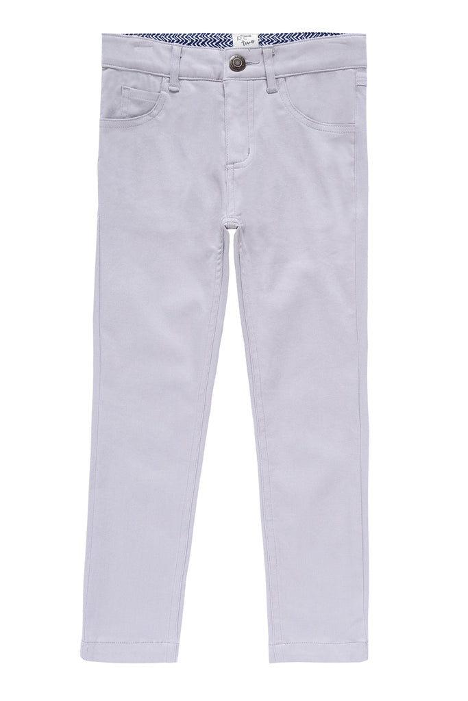 Boys' Pants in Stone