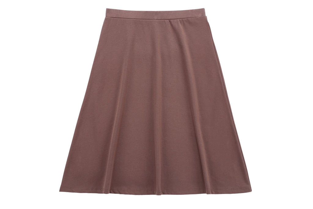 Teens' Skirt in Mocha
