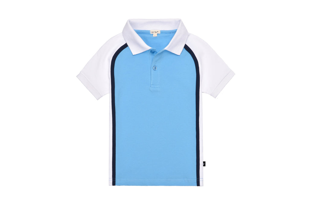 Boys' Polo in Blue