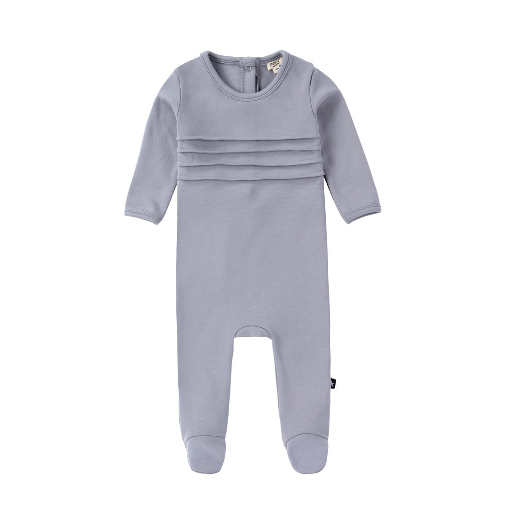Baby Light Grey Onesie