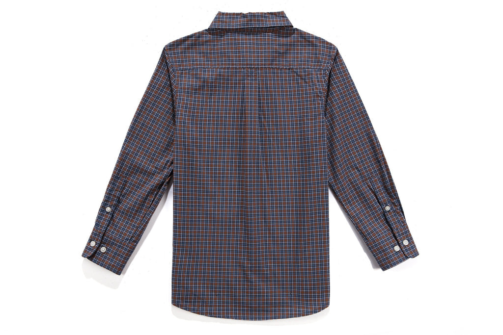 PerfectTex Shirt in Sporty Plaid