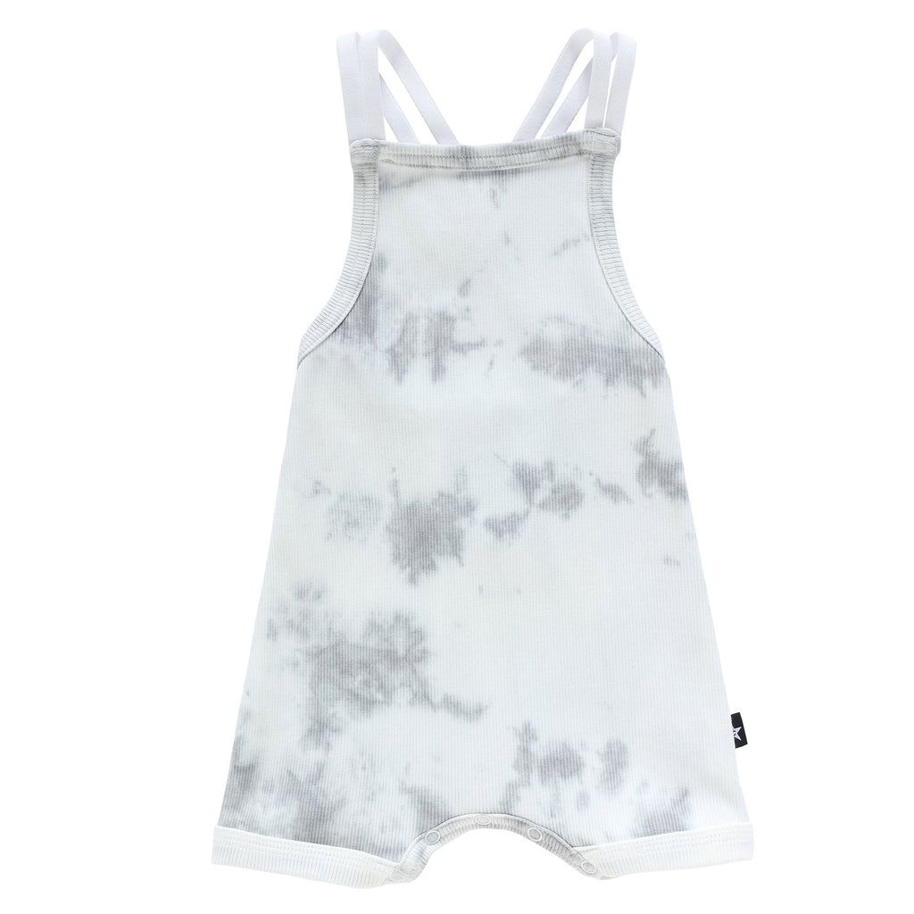 Baby Girls Watercolor  Romper