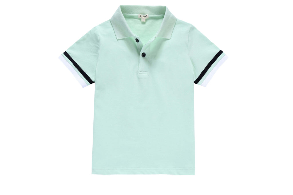 Boys' Polo in Light Green