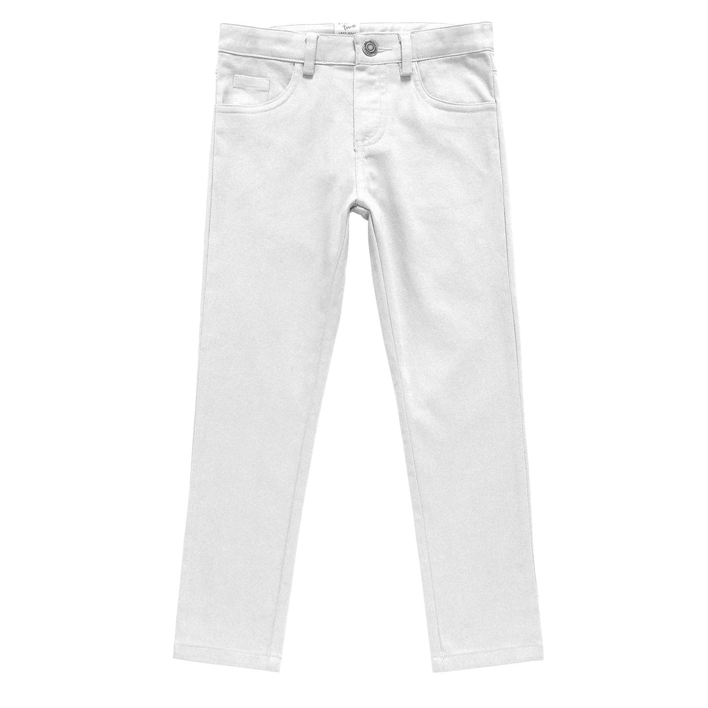 Boys Pants in White