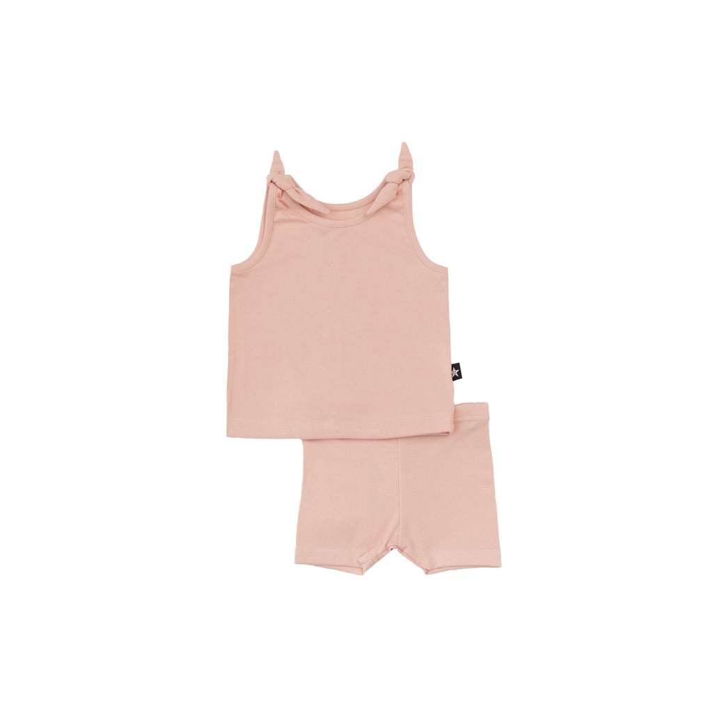 Baby Girl Basic Set in Pink