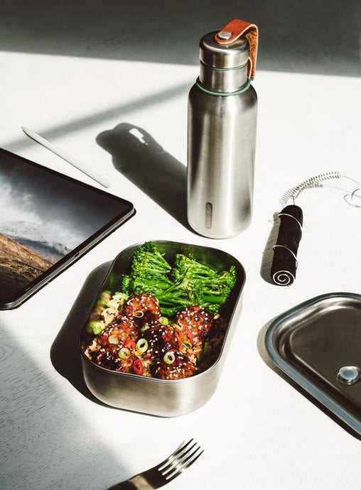 Black + Blum - Stainless Steel Lunch Gift Set - Maoli