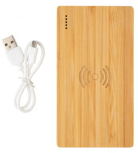 Xd Collection Powerbank 4.000 Mah 13,2 Cm Bamboe